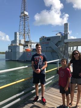 Off Shore Oil Museum