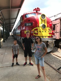 Galveston Railroad Museum