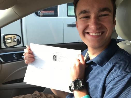 License Permit!!