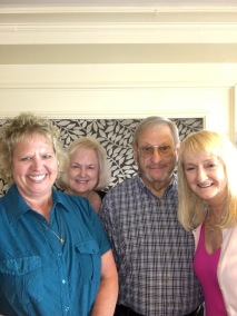 Janice, Joyce, David and Madelyn