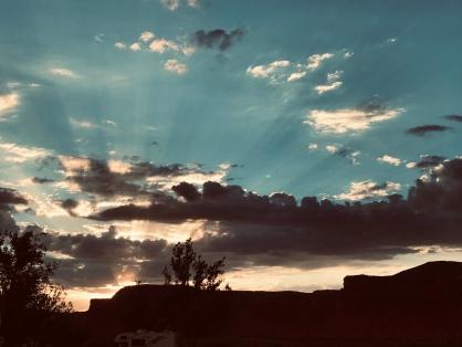 Sunset!!! Torrey, UT