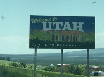 Made it to Utah