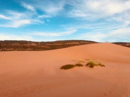 Pink Sand Dunes, Kanab, UT