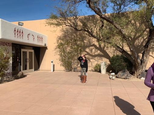 Hohokam Pueblo Museum (Phoenix, AZ)